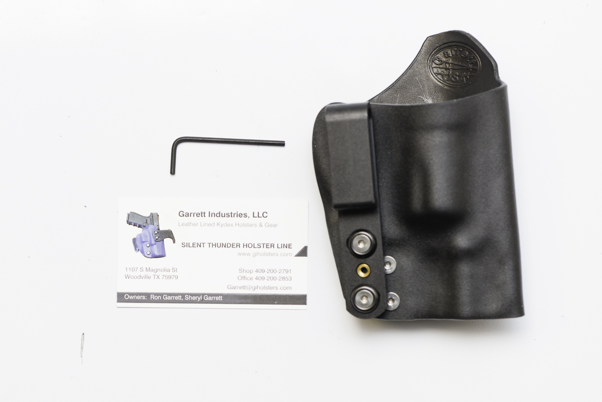 Milt Sparks and Lobo Holsters for S&W 686, Side Guard holster for
