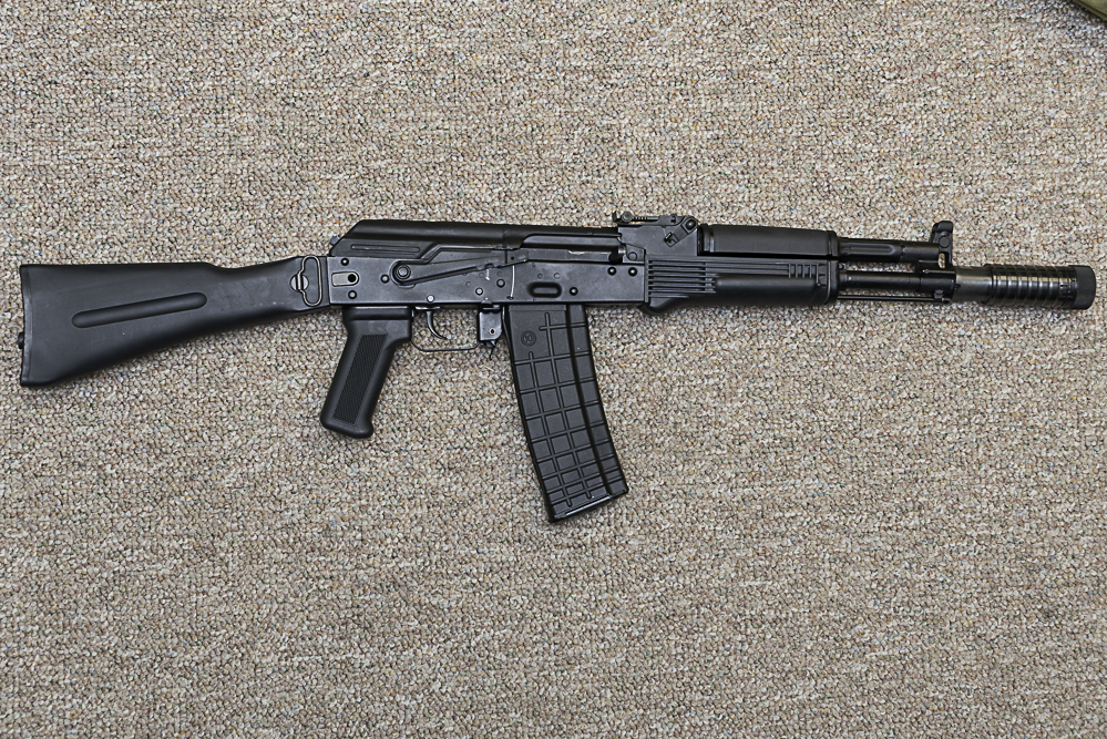 SOLD: Arsenal SLR-106CR 5 56 with Pinned CNC Warrior Extended Brake