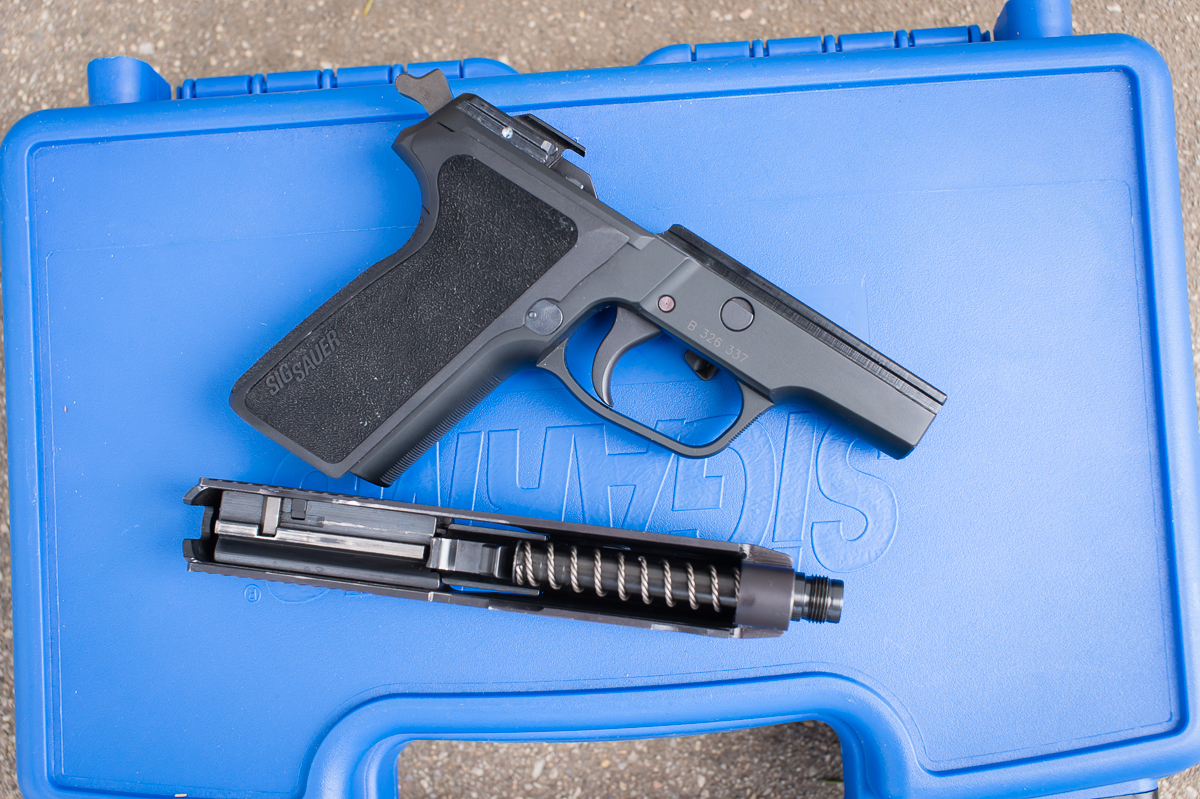 For Sale: Sig P228 with Threaded Barrel, Sig P226 West
