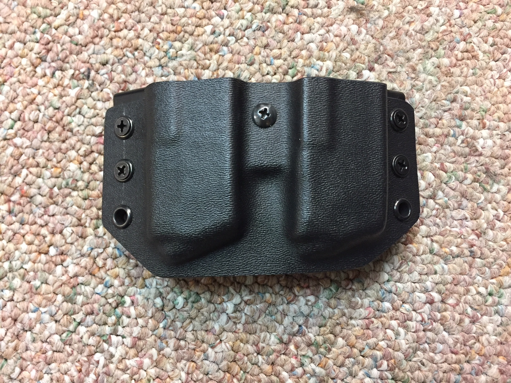 Knightfall Double Mag Pouch Glock 43, PJ Holster for S&W J Frame