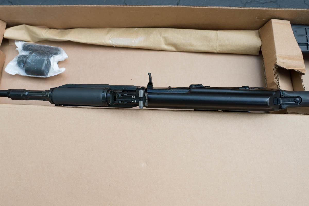 AK-47 NPAP